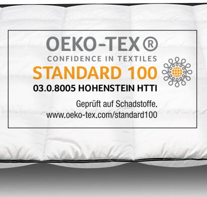 Oeko-tex getest