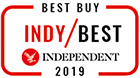Indy Best Mattress Award 2018
