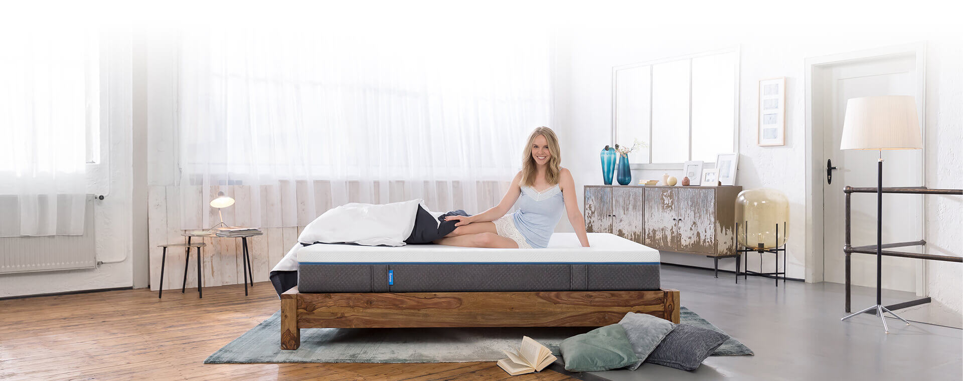 Emma Memory Foam Mattress